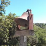 Vineyard Bell at Chouinard WInery in Castro Valley near Livermore