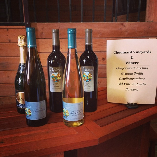 Chouinard Vineyard and Winery – Winery in Castro Valley near